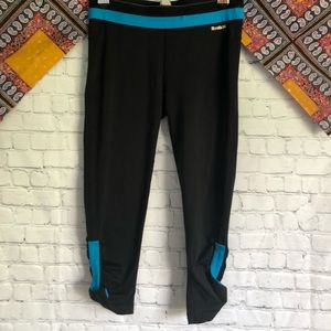 Reebok cropped leggings